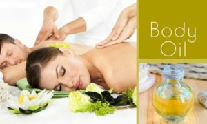 Essential oil for massage
