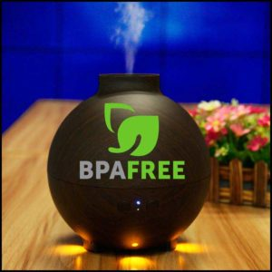 bpa free essential oil diffuser