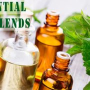 Essential oil recipes