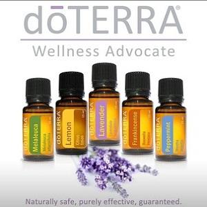 essential oil brand: DōTERRA