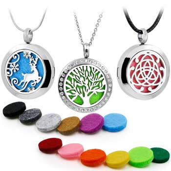 Aromatherapy-Diffuser-Necklaces-from-RoyAroma